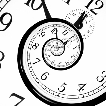 Time Warp - Time Dilation. Quantum mechanics meets general relat